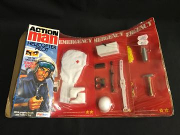 ACTION MAN -  PALITOY SALE PACK - ULTRA RARE ORIGINAL SEALED CELLO